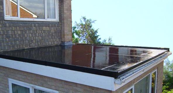 Epdm Membrane Flat Roof