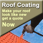 Roof coatings make your roof like new
