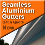 Seamless Aluminium Gutters the ultimate gutter system
